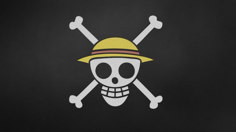 Kwikku, Bendera Bajak Laut Topi Jerami