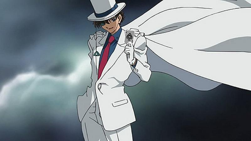 Kwikku, Kaito Kid Detective Conan