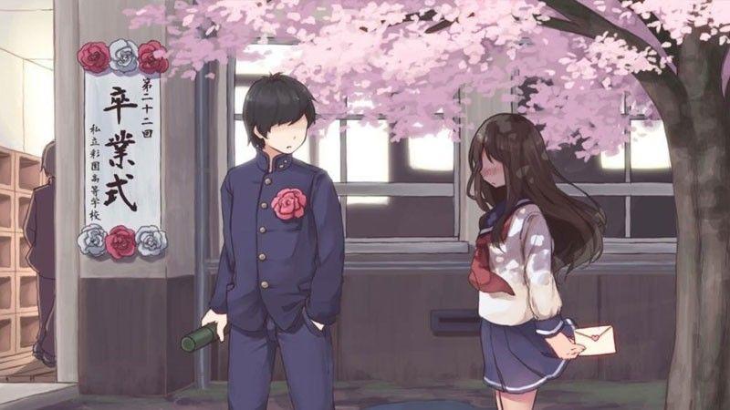 Kwikku, Di Bawah Pohon Sakura