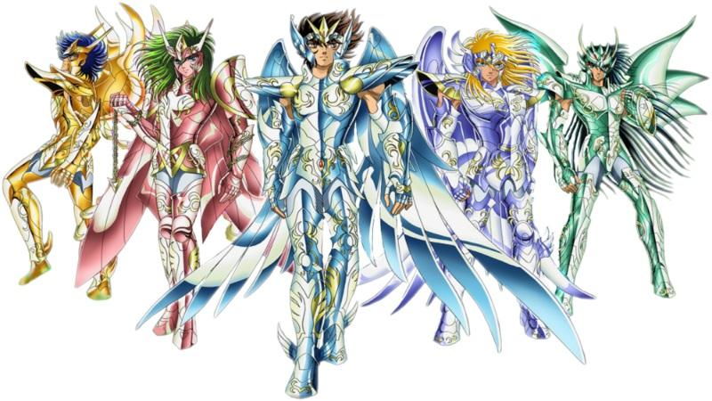 Kwikku, God Cloth Saint Seiya