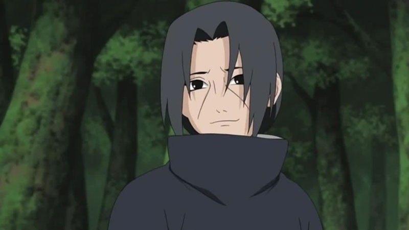 Kwikku, Itachi Uchiha  Naruto