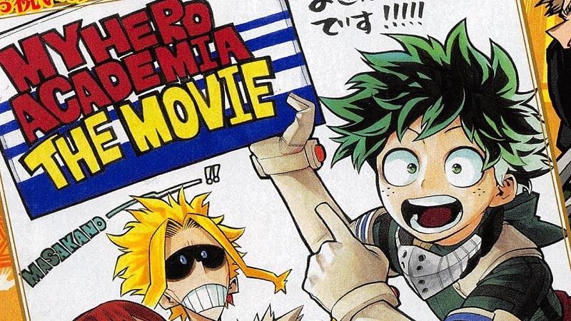 Kwikku, Boku no Hero Academia Movie