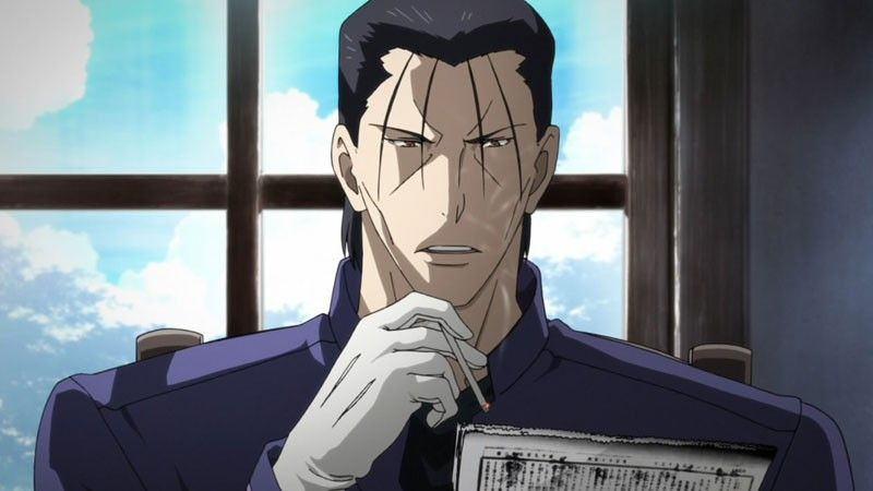 Kwikku, Saito Hajime  Rurouni Kenshin