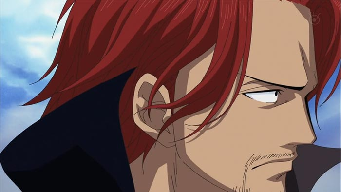 Kwikku, Red Hair Shanks