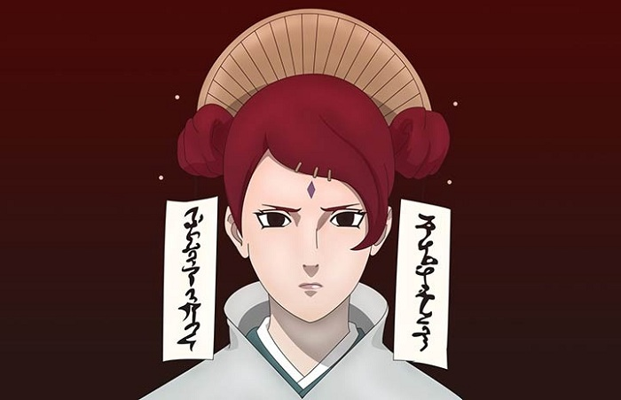Kwikku, Mito Uzumaki
