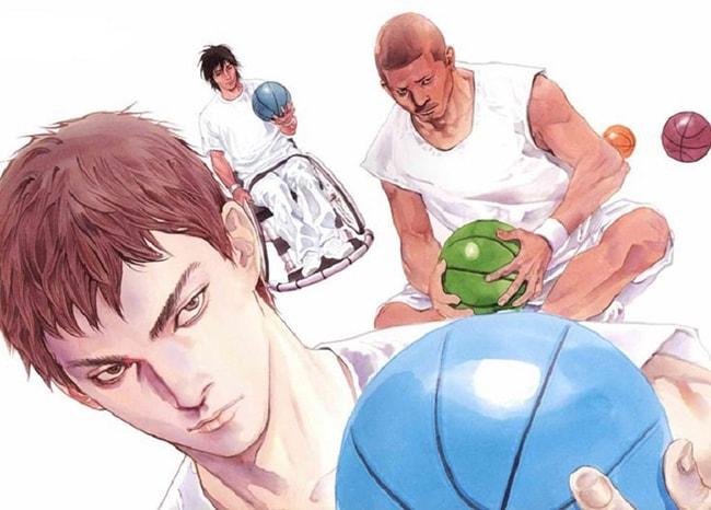 Kwikku, Real Takehiko Inoue