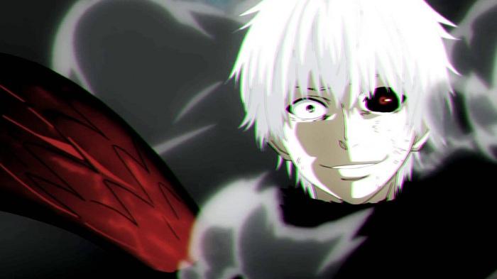 Kwikku, Ken Kaneki Tokyo Ghoul
