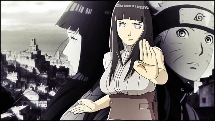 Kwikku, Hinata Naruto