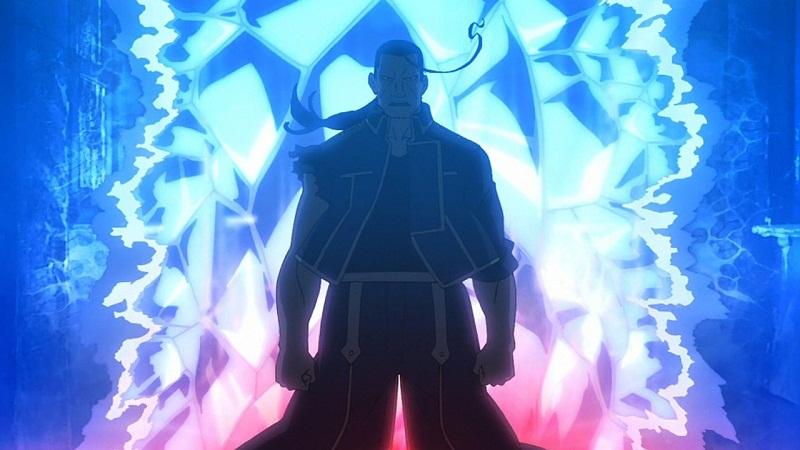 Kwikku, Isaac McDougal  Fullmetal Alchemist Brotherhood