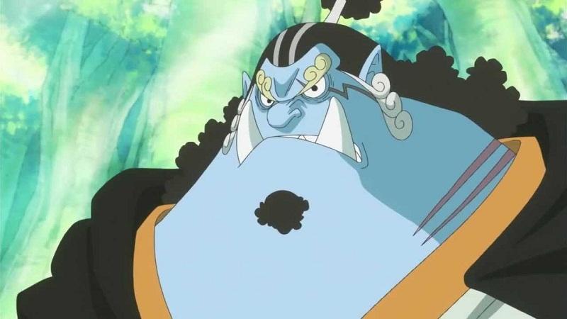 Kwikku, Jinbei  One Piece