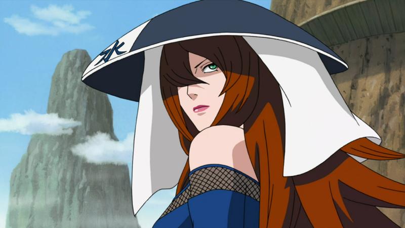 Kwikku, Mei Terumi  Naruto