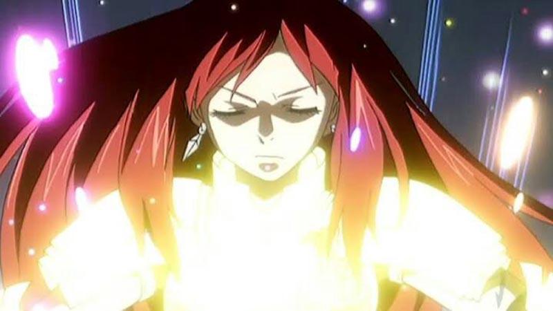 Kwikku, The Knight Erza Scarlet Fairy Tail