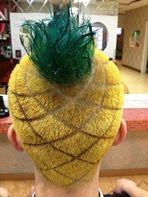 Kwikku, Rambut rumah Spongebob