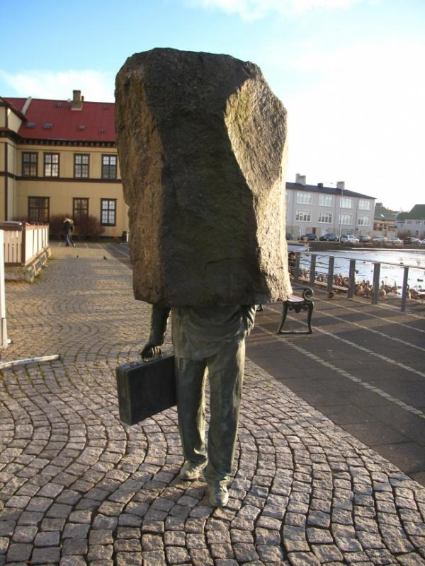 Kwikku, Monument to the Unknown Bureaucrat