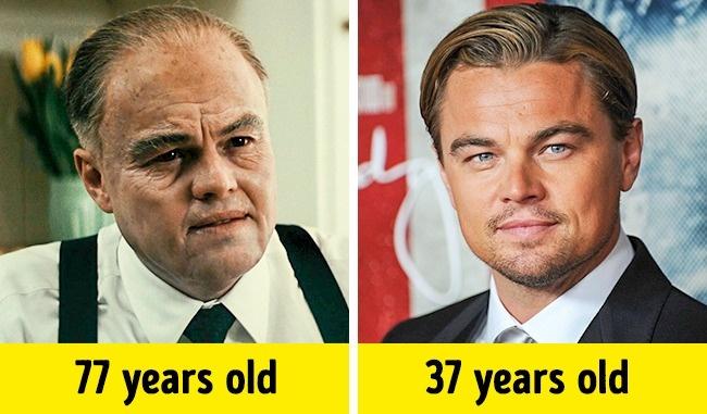 Kwikku, J Edgar Hoover  Leonardo DiCaprio
