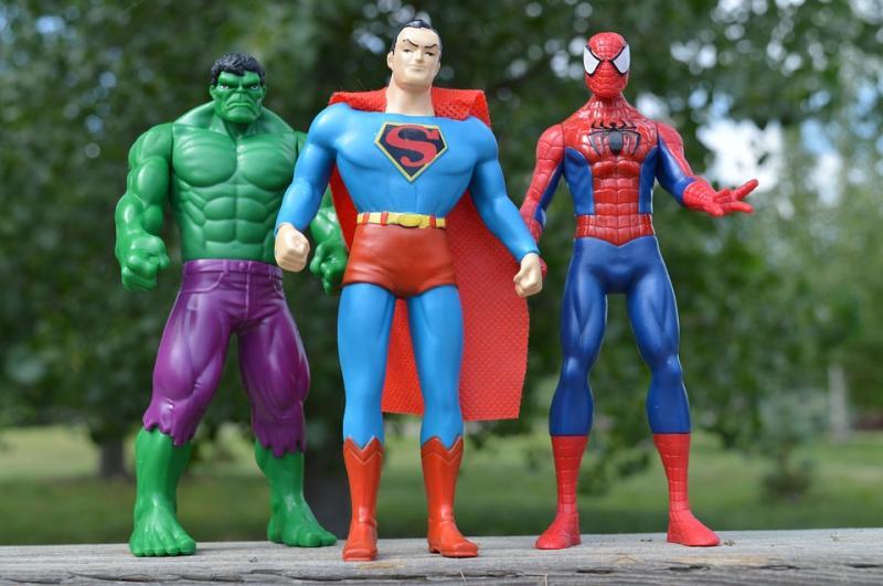 Kwikku, The Science of Superheroes