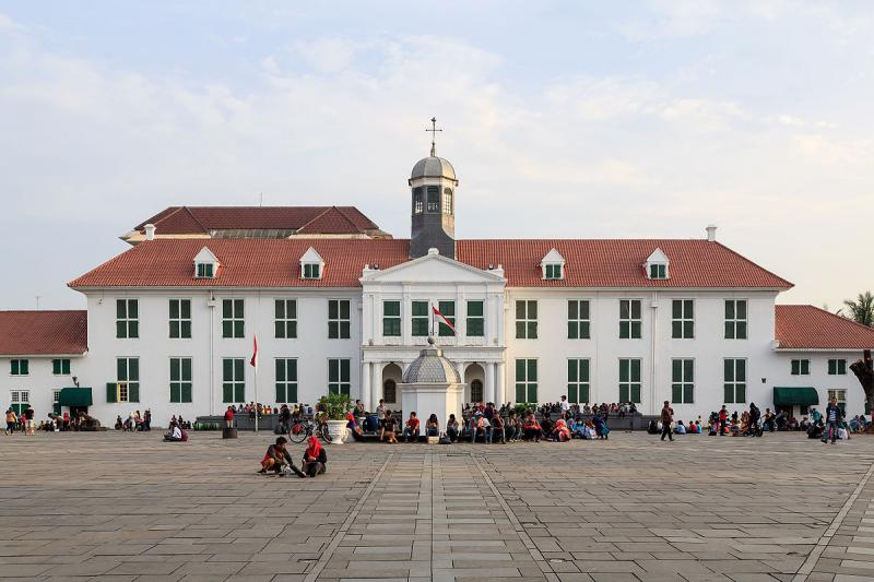 Kwikku, Museum Fatahillah Jakarta