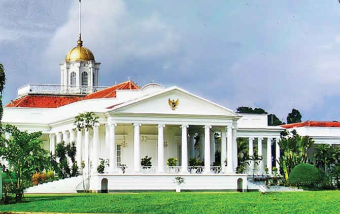 Kwikku, Istana Bogor