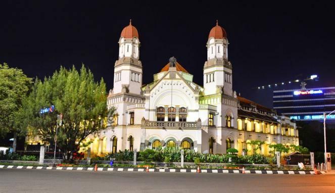 Kwikku, Lawang Sewu Semarang