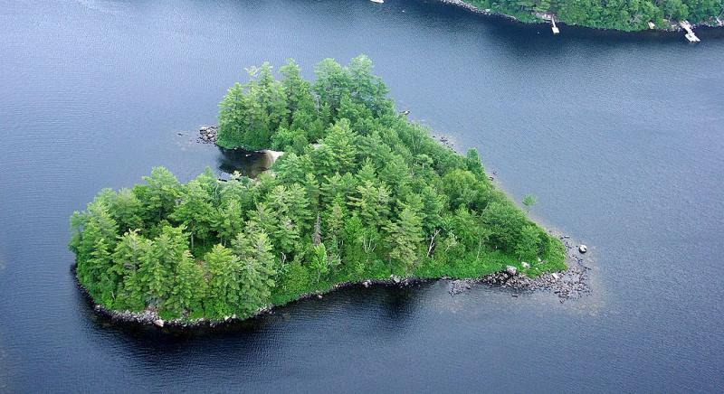 Kwikku, Pulau Blueberry Kanada