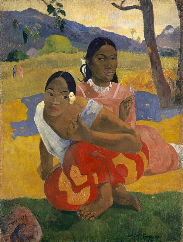 Kwikku, When Will You Marry oleh Paul Gaugin