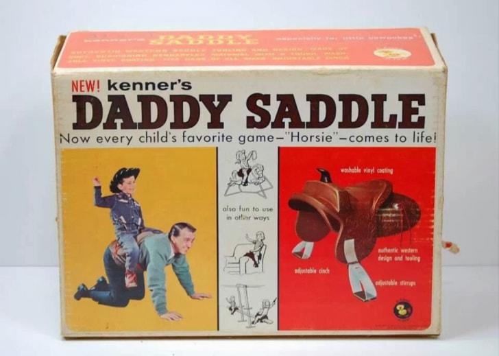 Kwikku, Pelana kudakudaan ayah
