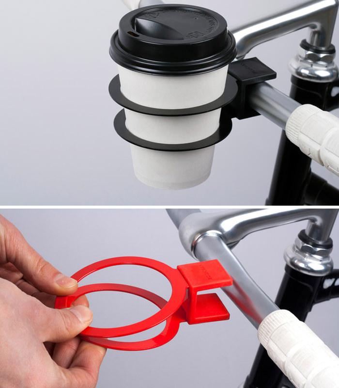 Kwikku, Bicycle Cup Holders