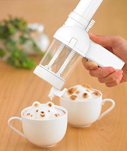 Kwikku, D Latte Maker