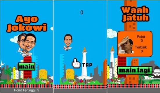Kwikku, Ayo Jokowi