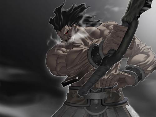 Kwikku, Heracles  Fate Zero