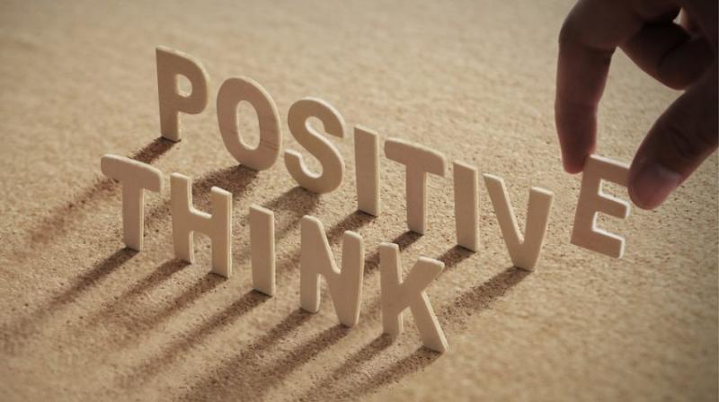 Kwikku, Selalu positive thinking hindari negative thinking