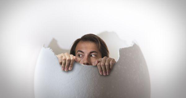 Kwikku, Takut menghadapi tantangan