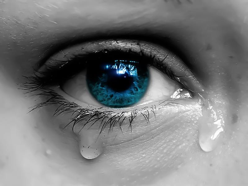 Kwikku, Air mata membersihkan matamu