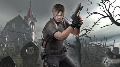 Kwikku, Leon Kennedy  Game Resident Evil