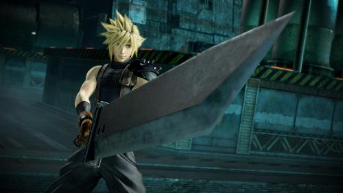 Kwikku, Cloud Strife  Game Final Fantasy VII