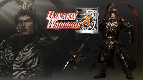 Kwikku, Lu Bu  Game Dynasty Warrior