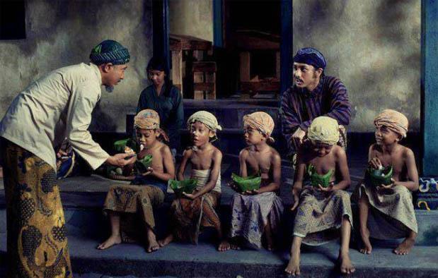 Kwikku, Orang Jawa terkenal sopan santun