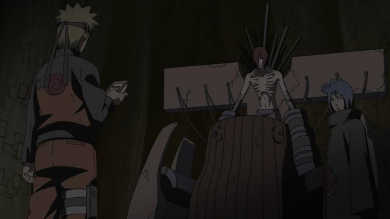 Kwikku, Naruto merupakan negosiator yang jago