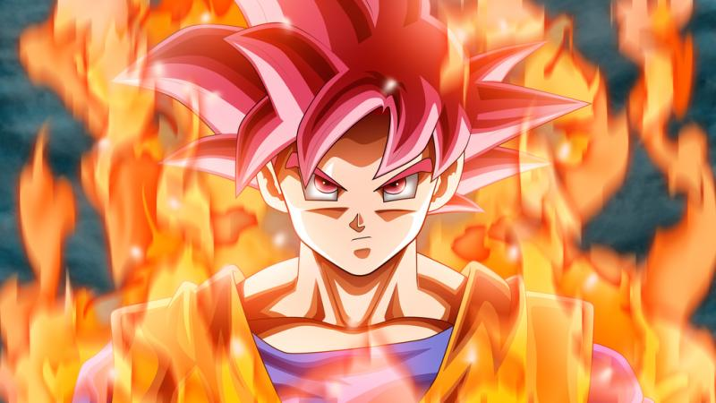 Kwikku,  Goku Super Saiyan God  lebih dari