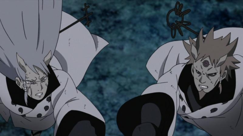 Kwikku, Hagoromo Otsutsuki dan Hamura Otsutsuki