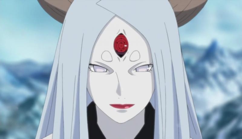 Kwikku, Kaguya Otsutsuki