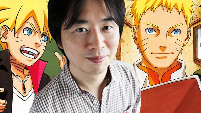 Kwikku, Masashi Kishimoto