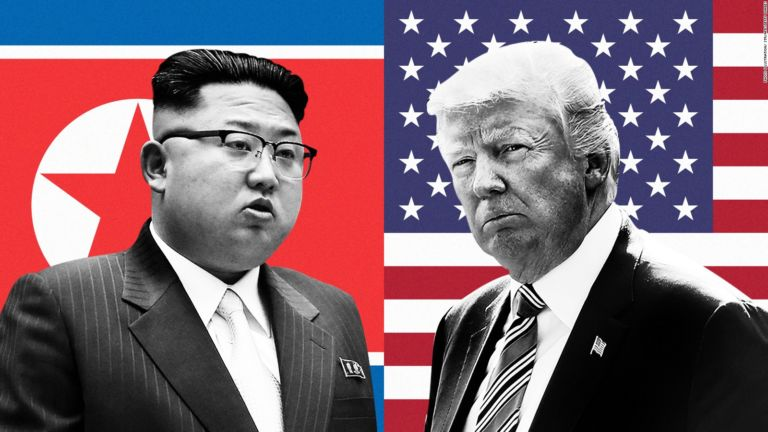 Kwikku, Ancaman misil Korut dan sikap sporadikal Amerika Serikat