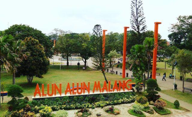 Kwikku, AlunAlun Kota Malang