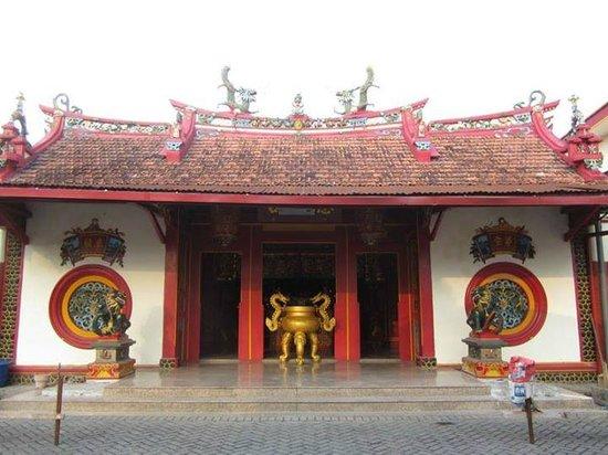 Kwikku, Kuil Tjoe Hwie Kiong