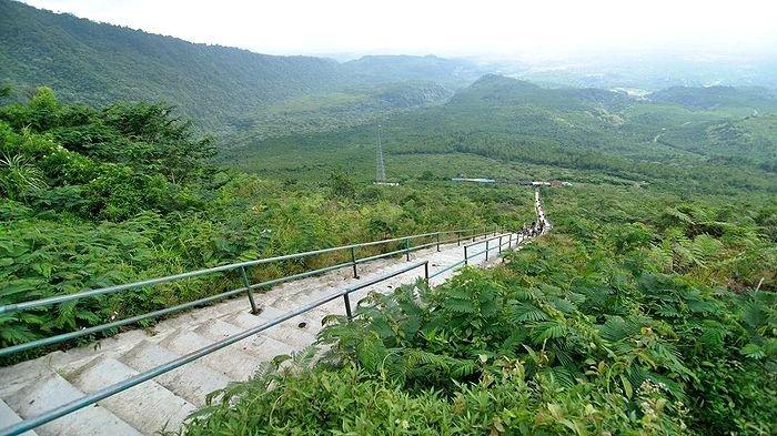 Kwikku, Gunung Galunggung