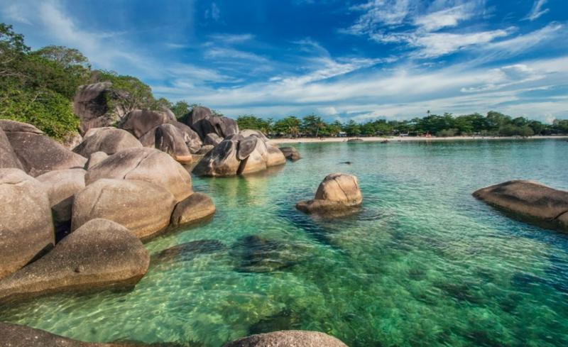 Kwikku, Pantai Tanjung Tinggi