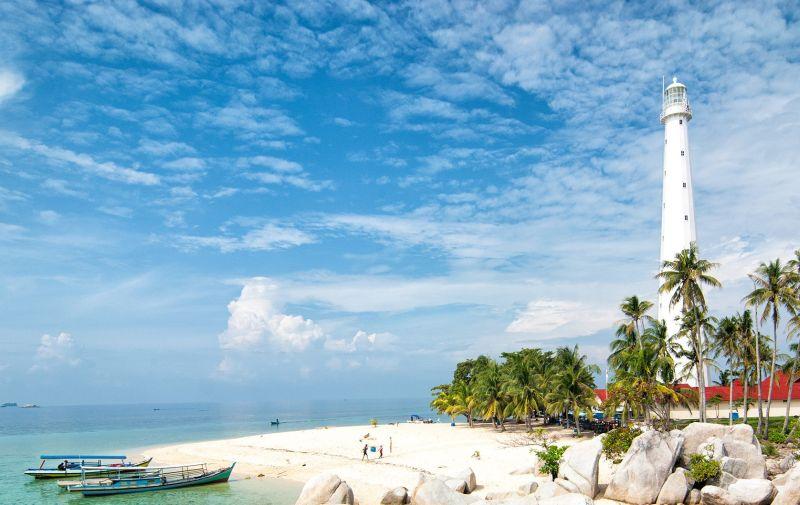 Kwikku, Pulau Lengkuas