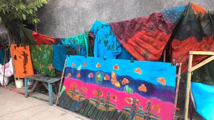 Kwikku, Batik Semarangan
