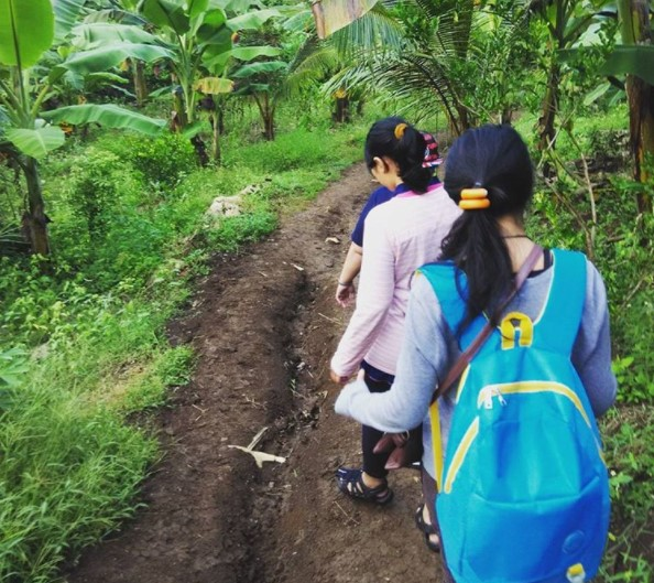 Kwikku, Cuma Bisa Diakses Dengan Berjalan Kaki dari Lokasi Parkir